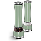 more details on Morphy Richards Electric Salt and Pepper Mills - Sage.