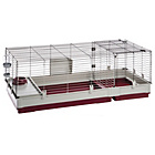 more details on Ferplast Krolik 140 Rabbit Hutch - Red.