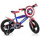 more details on Captian America 16 Inch Bike.