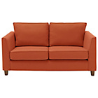 more details on Grace Regular Velvet Sofa - Orange.