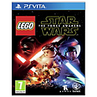 more details on LEGO Star Wars: The Force Awakens PS Vita Game.