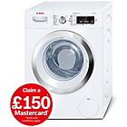 more details on Bosch WAW28750GB 9KG 1400 Spin Washing Machine - White.