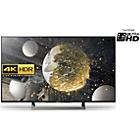more details on Sony KD43XD8088BU 43 Inch 4K HDR Ultra HD Smart TV – Black.