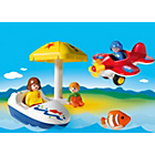 more details on Playmobil 123 6050 Fun in the Sun.