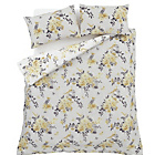 more details on Catherine Lansfield Birdcage Blossom Duvet Cover Set-Double.
