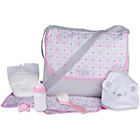 more details on Chad Valley Tiny Treasures Baby Changing Bag.