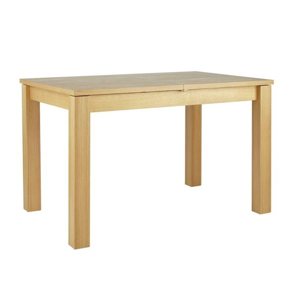 Argos Drop Leaf Table And Chairs: Buy Collection Swanbourne Oak Veneer Extendable Dining