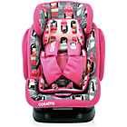 more details on Cosatto Hug Group 1-2-3 Car Seat with Isofix - Kokeshi Smile