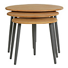 more details on Collection Nest of 3 Tables - Bamboo.