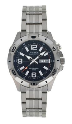 buy casio mtd 1082d 2avef analogue sports at argos