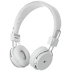 KitSound Manhattan Bluetooth On-Ear Headphones - White