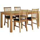 more details on Collection Hampshire Dining Table and 4 Hampshire Chairs.