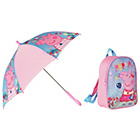 more details on Peppa Pig Backpack & Umbrella.