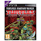 more details on TMNT: Mutants in Manhattan PS3 Pre-order Game.