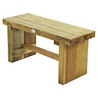 more details on Forest 3ft Double Sleeper Wooden Garden Bench.