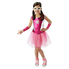 more details on Rubies Marvel Pink Spidergirl Costume - 5-7 years.