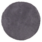 more details on ColourMatch Snuggle Shaggy Circle Rug - Flint Grey.