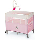 more details on Hauck Dream 'n' Care Center Travel Cot Little Bird.