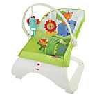 more details on Fisher-Price Rainforest Friends Comfort Curve Bouncer.