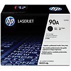 more details on HP 90A Black Original LaserJet Toner Cartridge (CE390A)