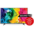 LG 65 Inch 65UH615V Ultra HD Smart LED TV