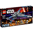 more details on LEGO Star Wars Resistance X Wing Fighter - 75149.