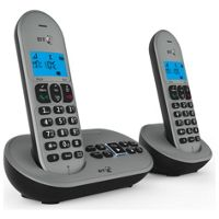 BT 3580 Cordless Telephone with Answer Machine (Twin)