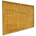 more details on Forest 1.2m Closeboard Fence Panel - Pack of 7.