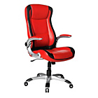 Dexter Height Adjustable Office Chair - Red