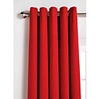 ColourMatch Blackout Thermal Curtains -229x229cm -Poppy Red