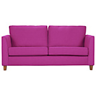 more details on Grace Large Velvet Sofa - Pink.