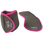 more details on Opti Wrist Weights 2 x 0.5kg - Pink.