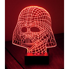 more details on Darth Vader Light.