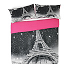 more details on HOME Paris by Night Bedding Set - Kingsize.