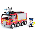 more details on Mickey's Emergency Fire Truck.