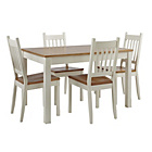 more details on Heart of House Amesbury Extendable Table and 4 Chairs.