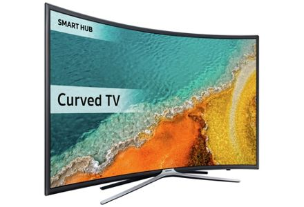 Samsung Curved TV's