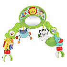 more details on Fisher Price Deluxe Stroller Toy.
