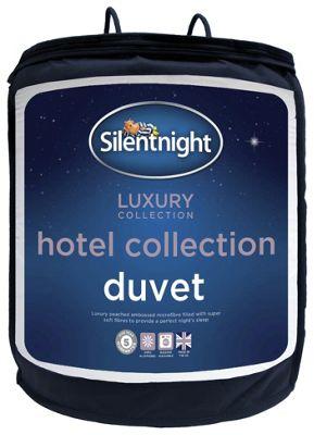 Buy Silentnight Hotel Collection 10 5 Tog Duvet Double