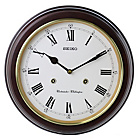 more details on Seiko Wooden Round Dual Chime Wall Clock.