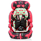 more details on Cosatto Zoomi Group 1-2-3 Car Seat - Flamingo Fling.