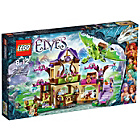 more details on Lego Elves the Secret Market Place.
