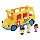 more details on Fisher-Price Little People Lil' Movers School Bus.