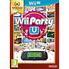 more details on Nintendo Wii U Party Select Game.