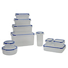 more details on Addis 10 Piece Plastic Kitchen Storage Set.