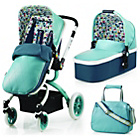 more details on Cosatto Ooba Travel System - Duck Egg.