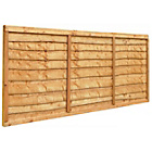 more details on Forest Garden 0.9m Fence Panel - Pack of 7.