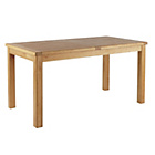 more details on Heart of House Kent Extendable Dining Table - Oak.