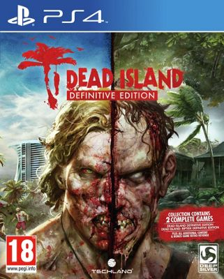 Dead Island Remastered PS4 Pre-order Game