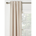 more details on Collection Ella Faux Silk Lined Curtain Set-168x229-Champgn.